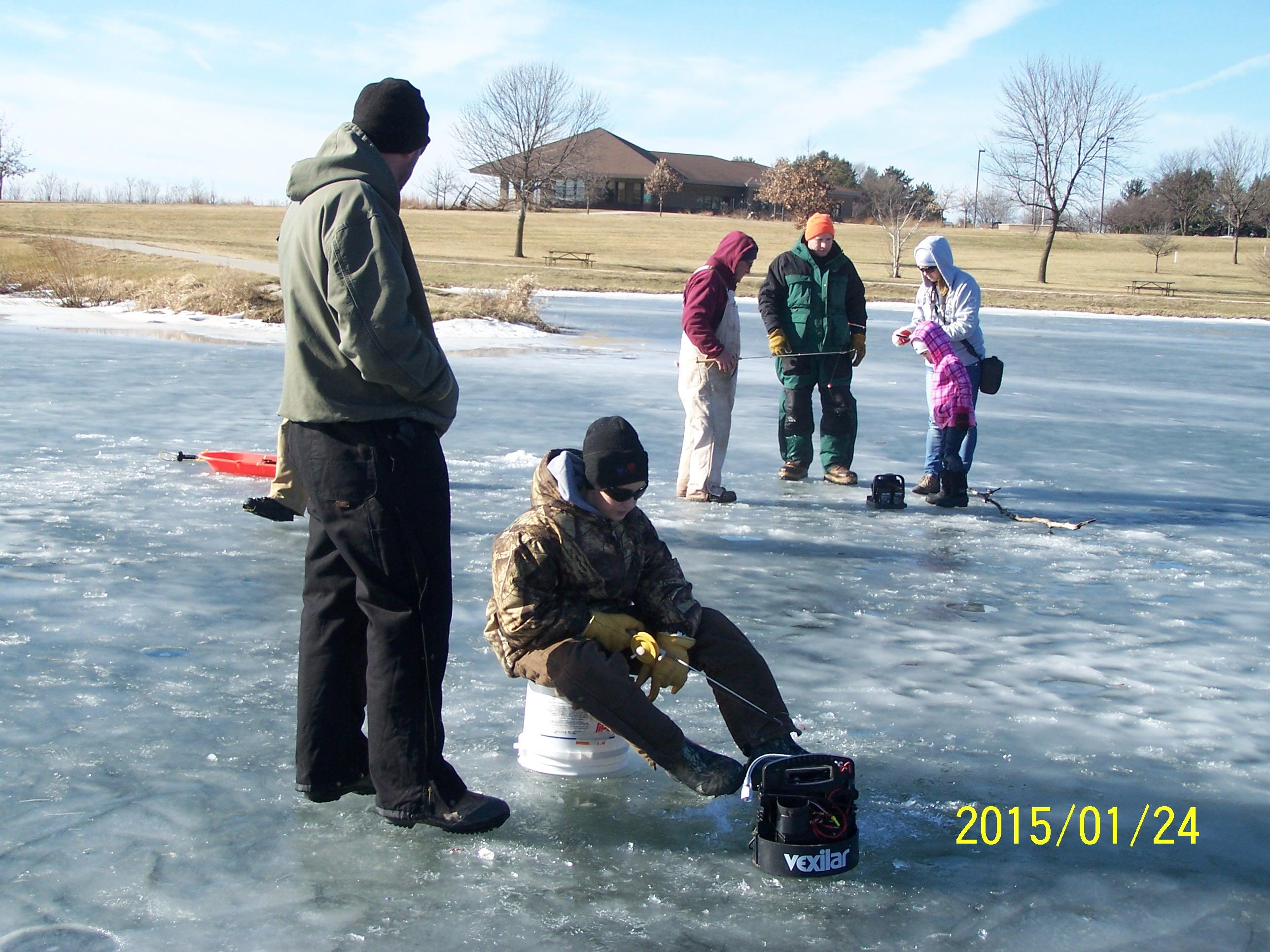 Washington county ia official website for Ice fishing iowa